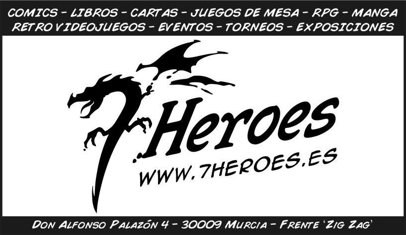 7Héroes